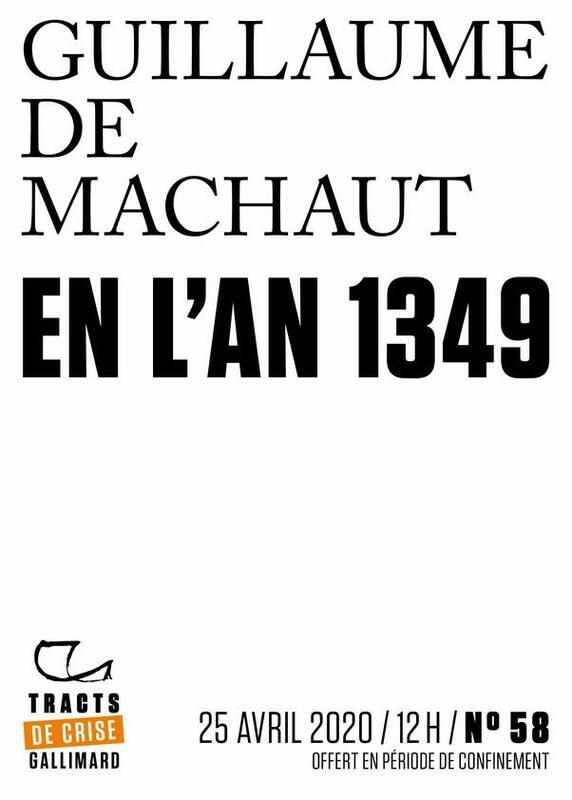 Tracts de Crise (N°58) - En l'an 1349