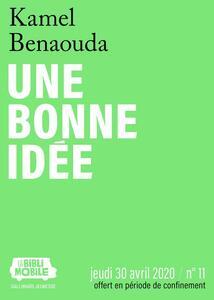 La Biblimobile (N°11) - Une bonne idée