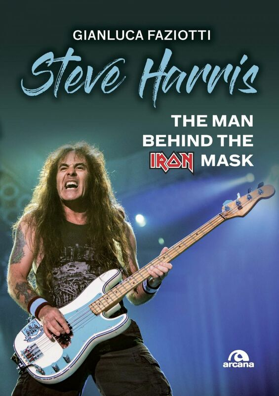Steve Harris The Man Behind the Iron Mask