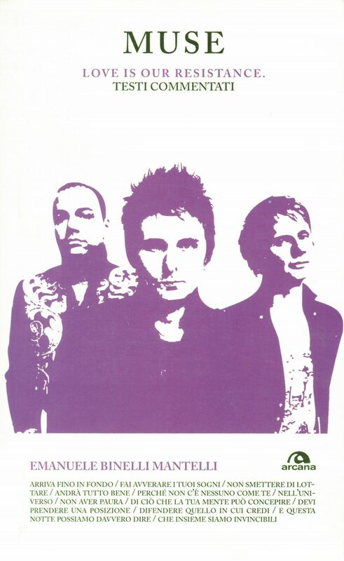 Muse. Love is our resistance Testi commentati