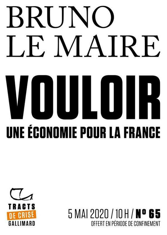 Tracts de Crise (N°65) - Vouloir Une économie pour la France