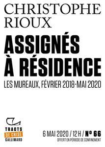 Tracts de Crise (N°66) - Assignés à résidence Les Mureaux, février 2018-mai 2020