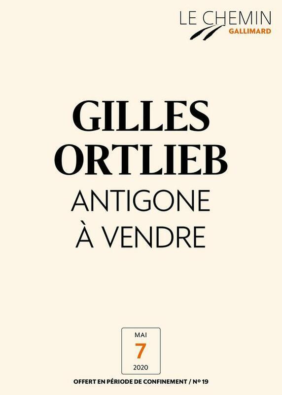 Le Chemin (N°19) - Antigone à vendre