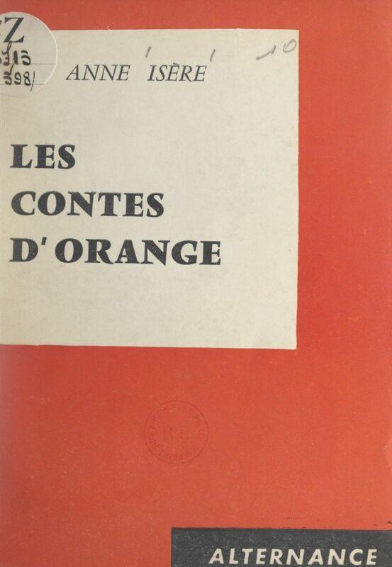 Les contes d'orange