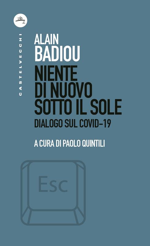 Niente di nuovo sotto il sole Dialogo sul Covid-19
