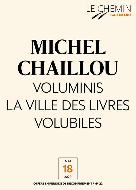 Le Chemin (N°22) - Voluminis la ville des livres volubiles