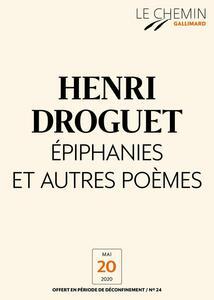 Le Chemin (N°24) - Épiphanies et autres poèmes