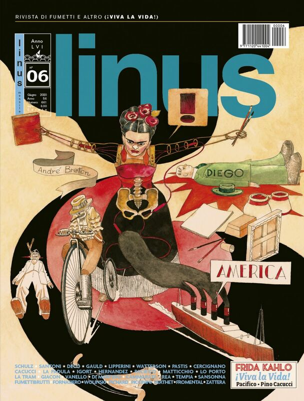 Linus. Giugno 2020