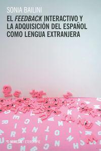 El feedback interactivo y la adquisición del español como lengua extranjera
