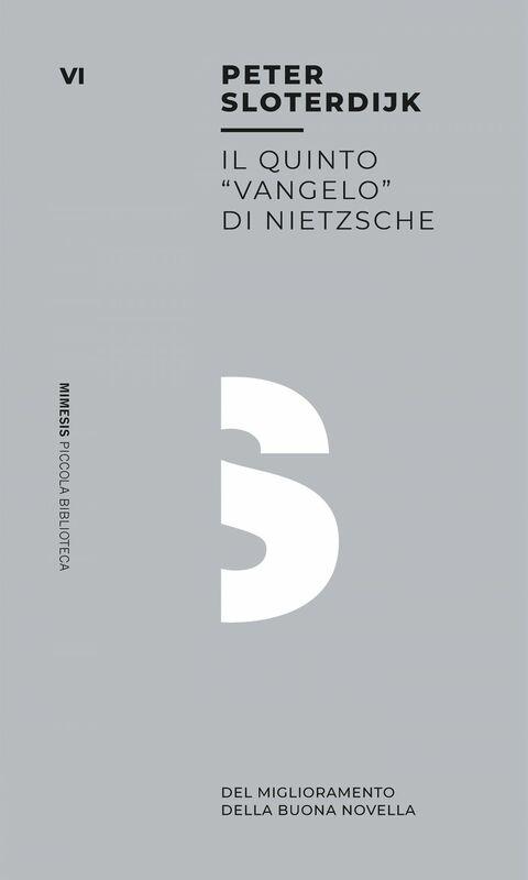 """Il quinto """"Vangelo"""" di Nietzsche Del miglioramento della buona novella"""