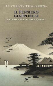 Il pensiero giapponese L'età moderna e contemporanea