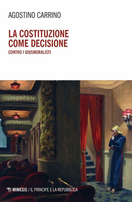 La giustizia come conflitto Crisi della politica e Stato dei giudici