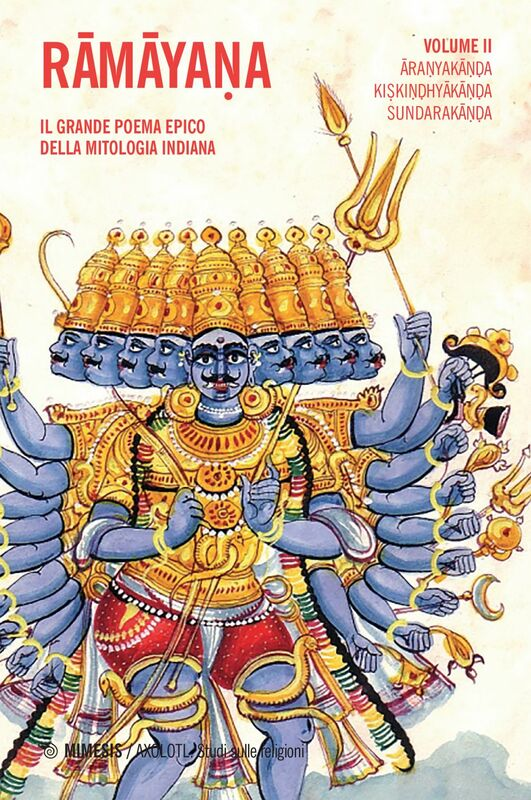 Rāmāyaṇa vol. 2 Il grande poema epico della mitologia indiana