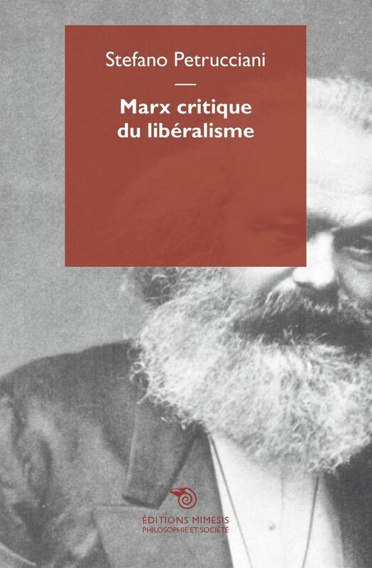 Marx critique du libéralisme