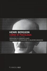 Corso di psicologia Liceo Henri IV 1892-1893