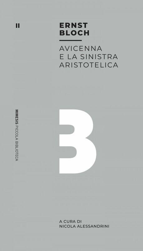 Avicenna e la sinistra aristotelica