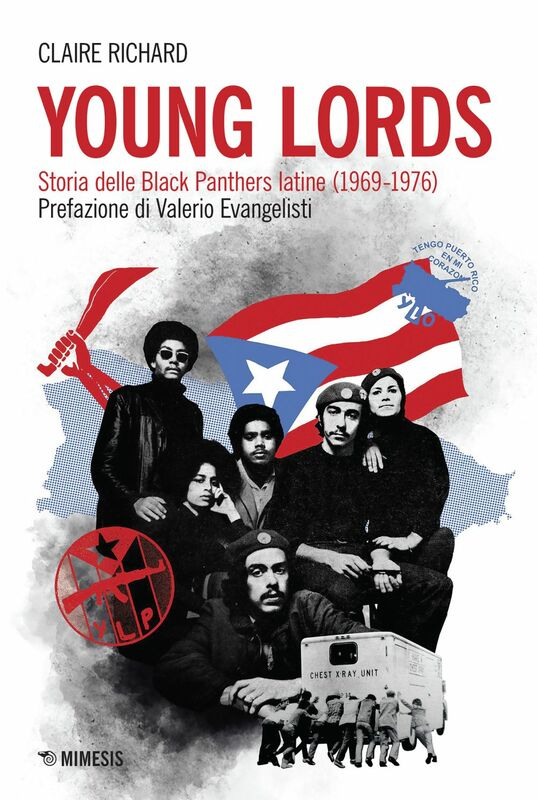 Young Lords Storia delle Black Panthers latine (1969-1976)