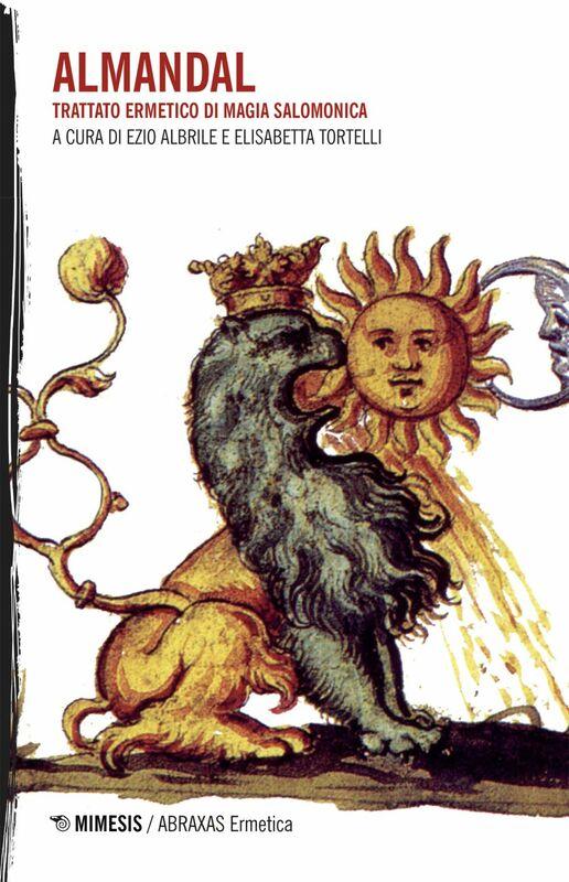 Almandal Trattato ermetico di magia salomonica