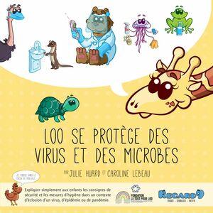 LOO se protège des virus et des microbes