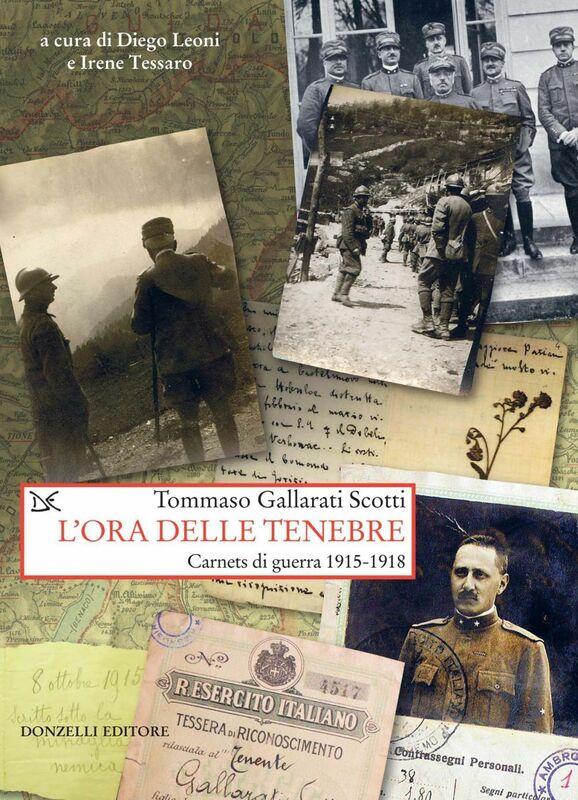 L'ora delle tenebre Carnets di guerra 1915-1918