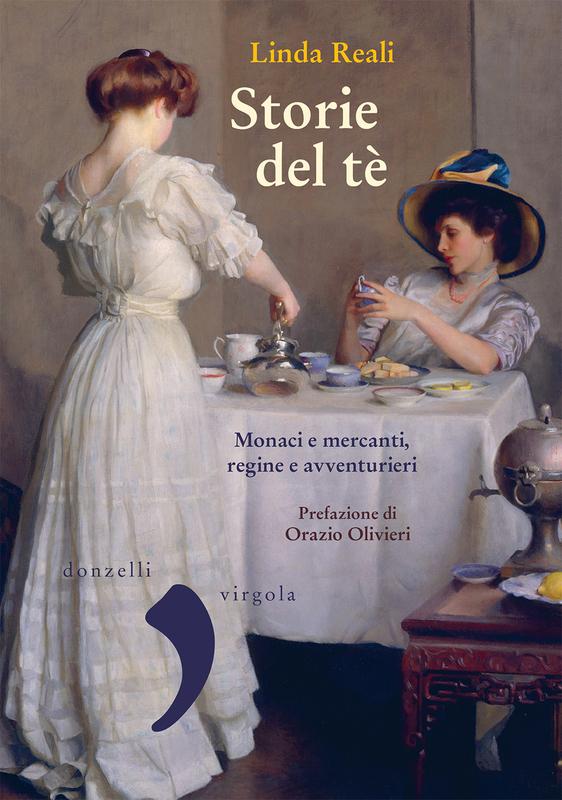 Storie del tè Monaci e mercanti, regine e avventurieri