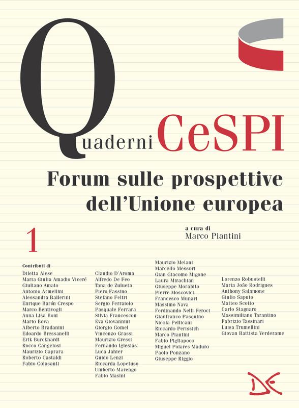 Forum sulle prospettive dell'Unione europea