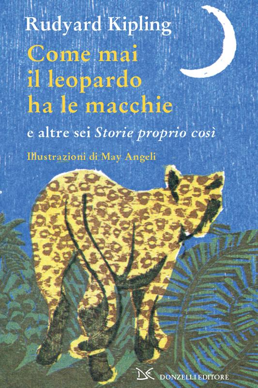 Come mai il leopardo ha le macchie