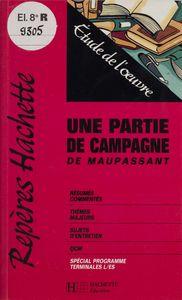«Une partie de campagne» de Maupassant Étude de l'œuvre