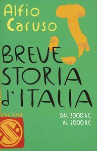 Breve storia d'Italia Dal 2000 a.C. al 2000 d.C.