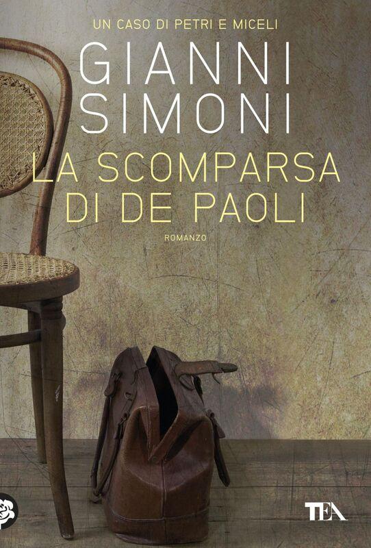 La scomparsa di  De Paoli I casi di Petri e Miceli