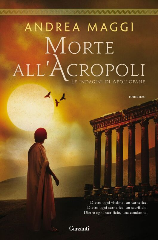 Morte all'Acropoli Le indagini di Apollofane
