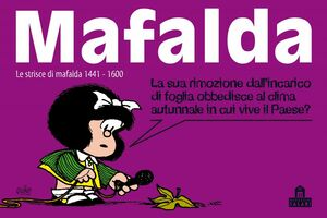 Mafalda Volume 10 Le strisce dalla 1441 alla 1600