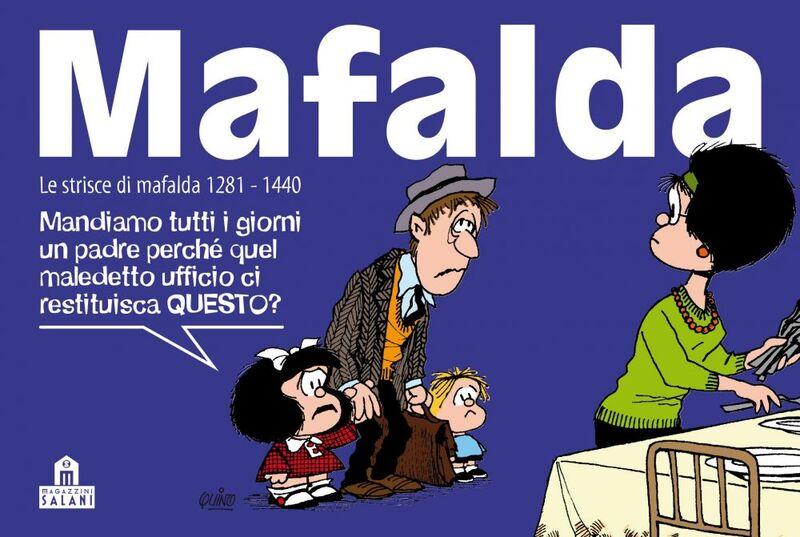 Mafalda Volume 9 Le strisce dalla 1281 alla 1440