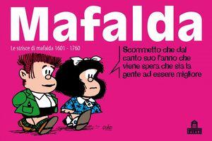 Mafalda Volume 11 Le strisce dalla 1601 alla 1760