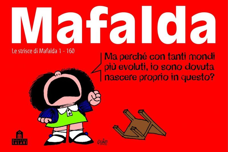 Mafalda Volume 1 Le strisce dalla 1 alla 160