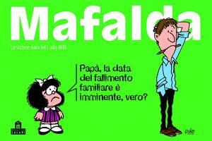 Mafalda Volume 5 Le strisce dalla 641 alla 800