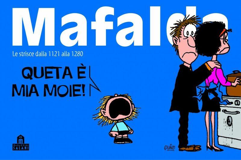 Mafalda Volume 8 Le strisce dalla 1120 alla 1280