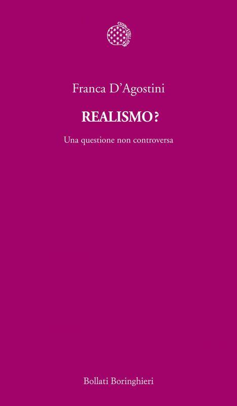 Realismo? Una questione non controversa