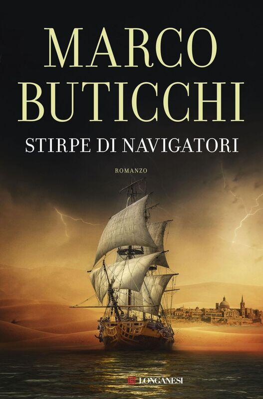 Stirpe di navigatori Le avventure di Oswald Breil e Sara Terracini