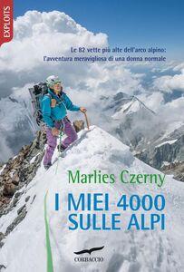 I miei 4000 sulle Alpi