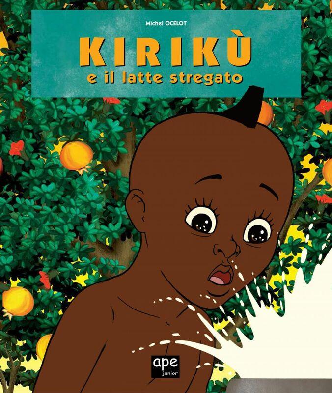 Kirikù e il latte stregato Le fiabe africane
