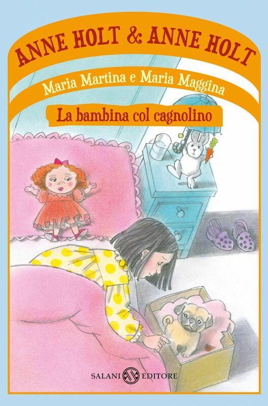 Maria Martina e Maria Maggina La bambina col cagnolino