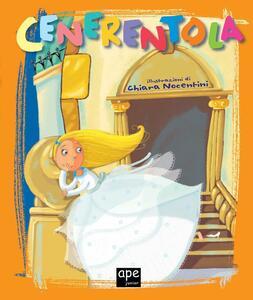 Cenerentola Fiabe classiche illustrate
