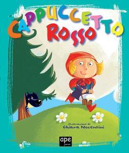 Cappuccetto Rosso Fiabe classiche illustrate