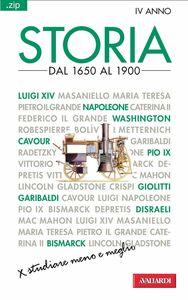 Storia. Dal 1650 al 1900 Sintesi .zip