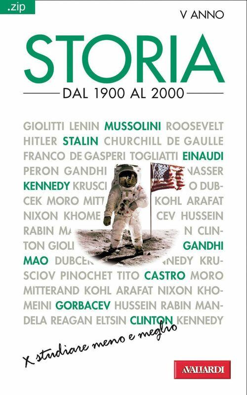 Storia. Dal 1900 al 2000 Sintesi .zip
