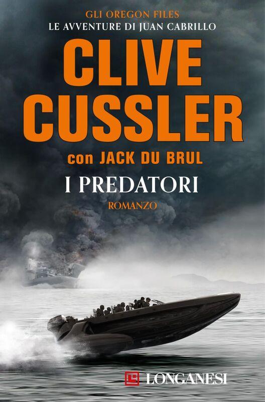 I predatori Oregon Files - Le avventure del capitano Juan Cabrillo