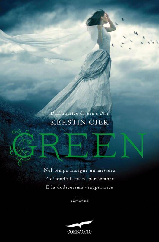 Green Trilogia delle gemme 3
