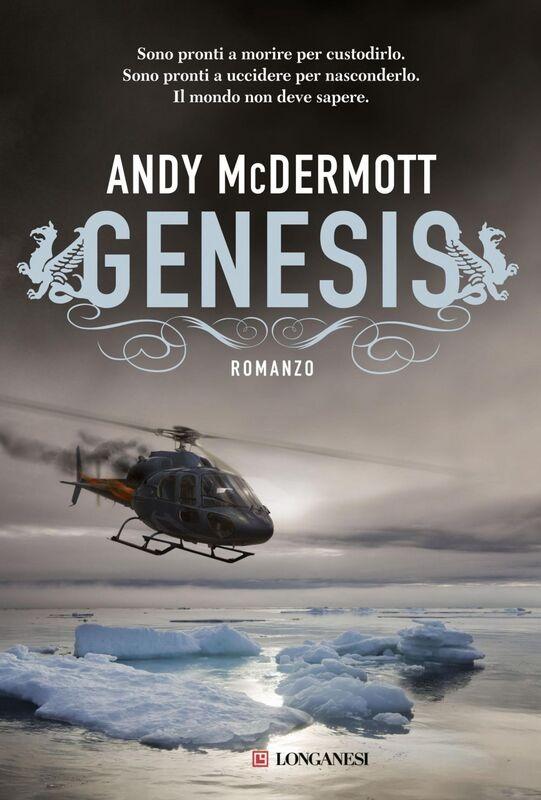 Genesis Un'avventura per l'archeologa Nina Wilde e per l'ex SAS Eddie Chase