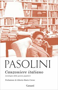 Canzoniere italiano Antologia della poesia popolare